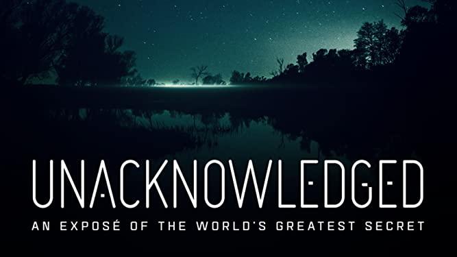 ناشناخته : اسناد سری فرازمینی ها در دولت آمریکا (مستند)